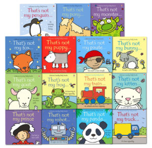 'That's not my' books