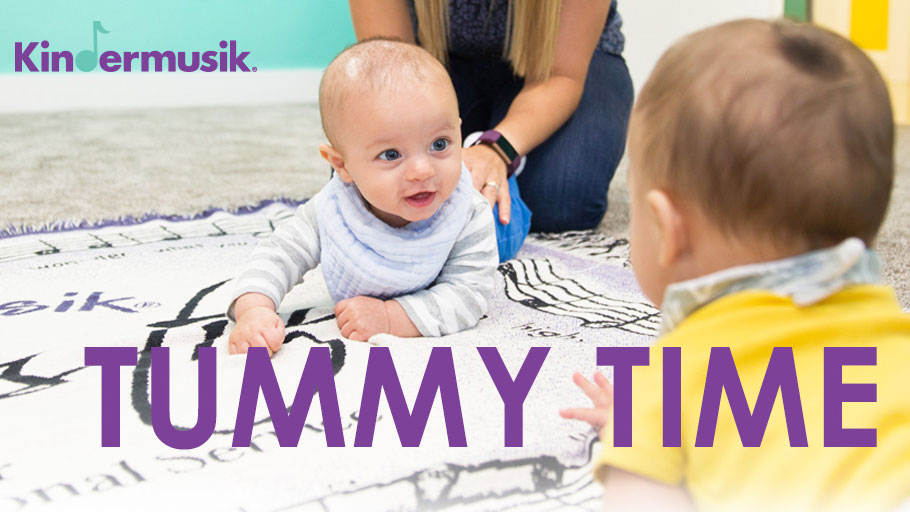Newborn tummy time – why is it important for babies?