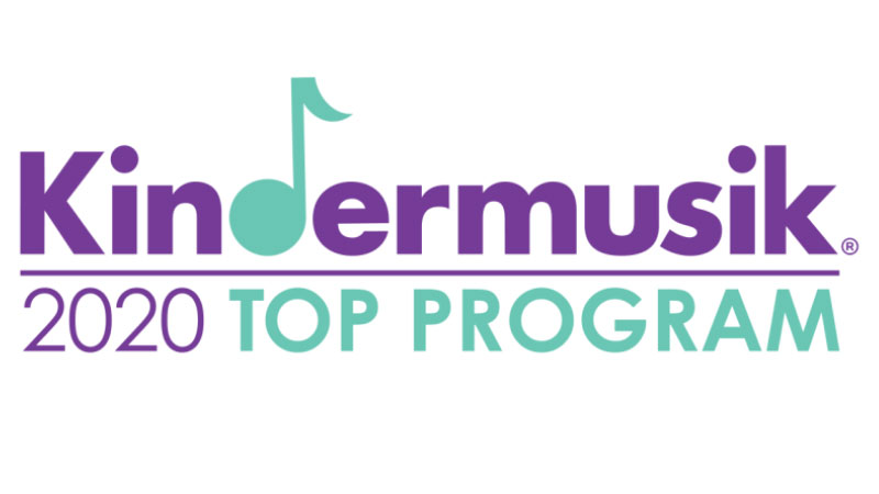 Award Winning Music Class for Children – Kindermusik with Sarah named Top Program 2020