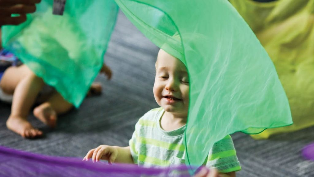 How important is sensory play for babies?